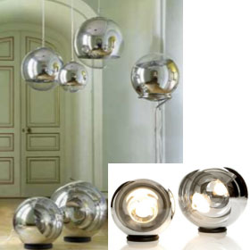 Mirror ball - Tom Dixon