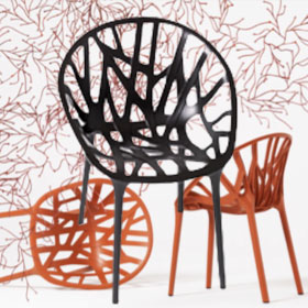 Vegetal chair (existe en version outdoor) – Ronan & Erwan Bouroullec – Vitra