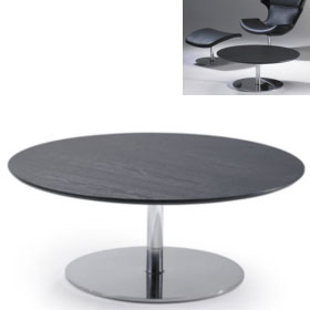 liko glass small round table – Arik Levy - Desalto