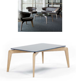 Munich Coffee Table - Sauerbruch Hutton - Classicon