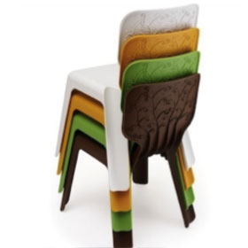Chaise Alma – Javier Mariscal – Magis collection Me Too