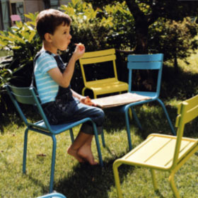 Chaise Luxembourg kid – Frédéric Sofia – Fermob