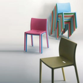 Air chair - Jasper Morrison - Magis
