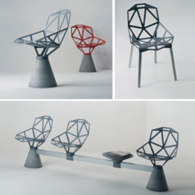 Chair one  - Konstantin Grcic - Magis