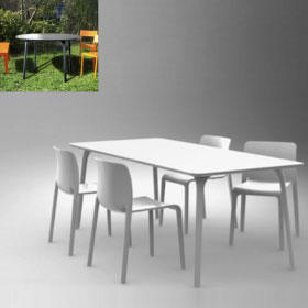 First Table - Stefano Giovannoni - Magis