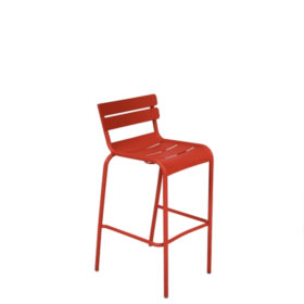 Tabouret haut Luxembourg – Frederic Sofia – Fermob